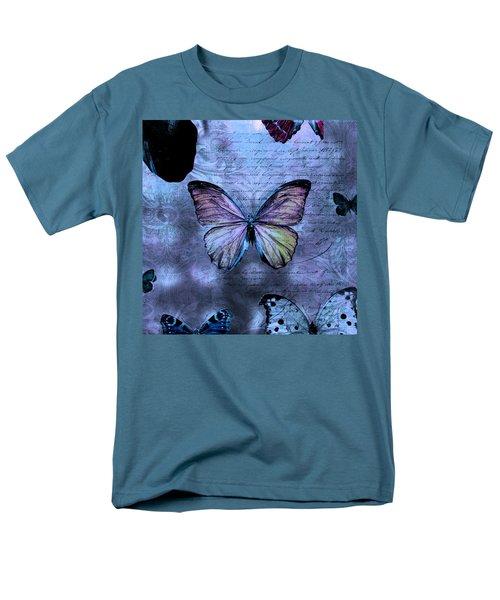 Blue Jean Baby Men's T-Shirt  (Regular Fit) by Evie Carrier