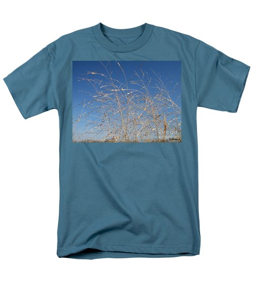 Men's T-Shirt  (Regular Fit) featuring the photograph Breeze by Sara  Raber