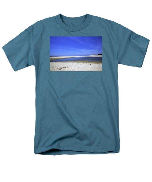 Bridgehampton Sky Men's T-Shirt  (Regular Fit) by Madeline Ellis