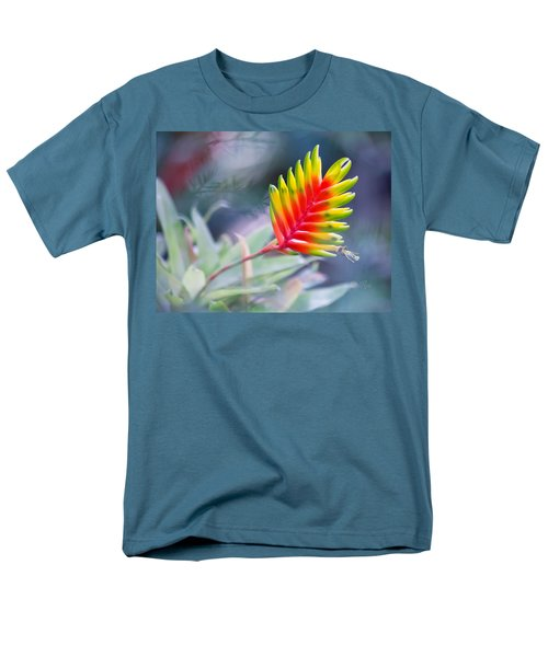 Bromeliad Beauty Men's T-Shirt  (Regular Fit) by Eti Reid