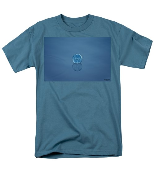 Bubble Study 1 Men's T-Shirt  (Regular Fit)