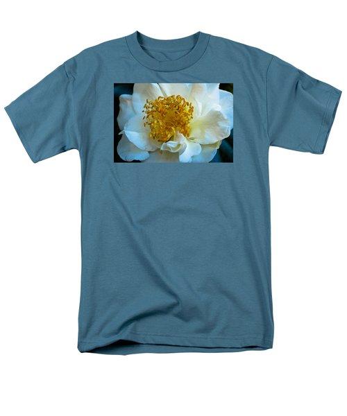 Camellia Men's T-Shirt  (Regular Fit) by Julie Andel