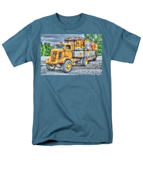 Carrier Men's T-Shirt  (Regular Fit) by Dan Stone