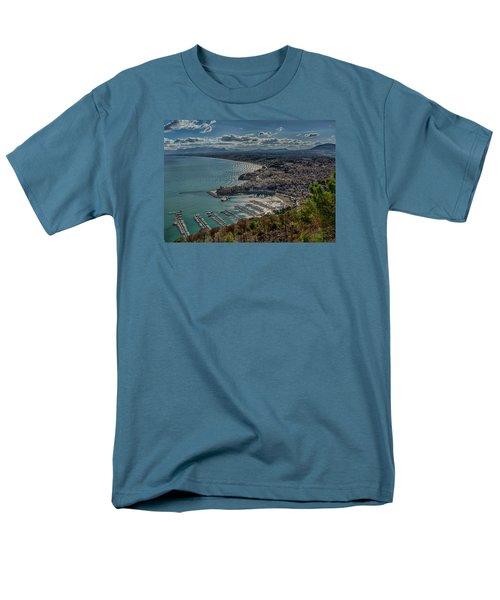 Castellammare Del Golfo Men's T-Shirt  (Regular Fit) by Alan Toepfer