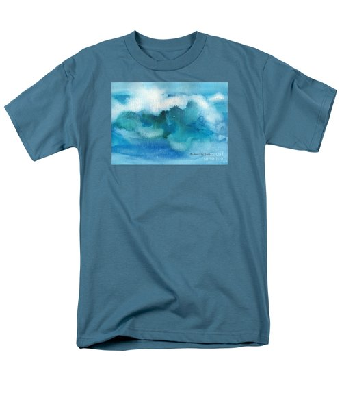 Catch The Wave Men's T-Shirt  (Regular Fit) by Joan Hartenstein