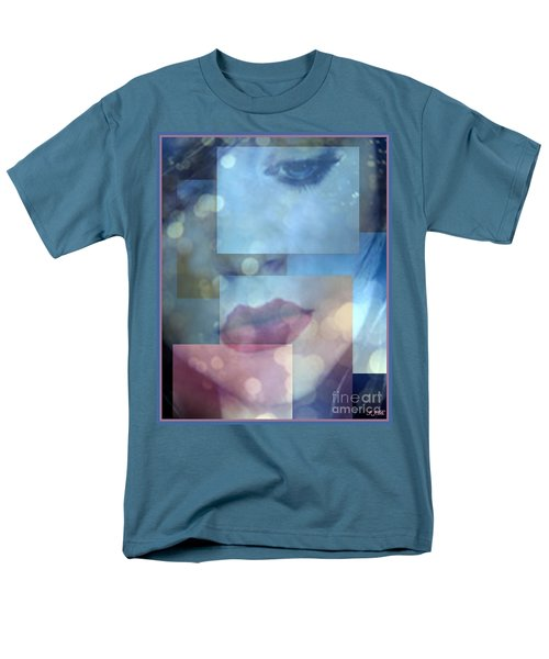 Compartmentalised Men's T-Shirt  (Regular Fit)