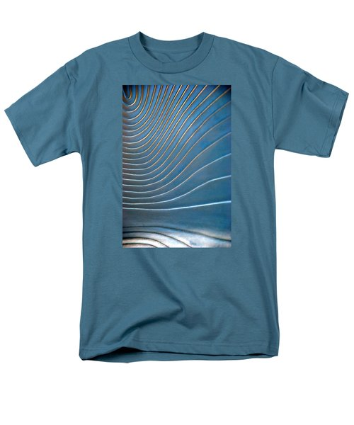 Men's T-Shirt  (Regular Fit) featuring the photograph Contours 1 by Wendy Wilton
