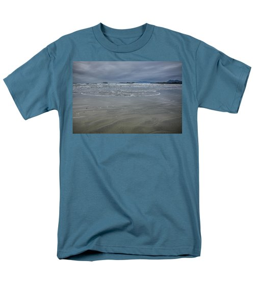Cox Bay Late Afternoon  Men's T-Shirt  (Regular Fit) by Roxy Hurtubise