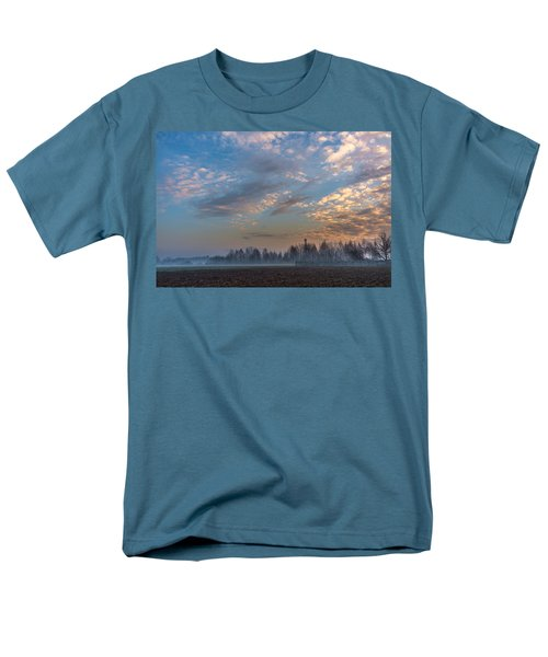Crawling Mist Men's T-Shirt  (Regular Fit) by Tgchan