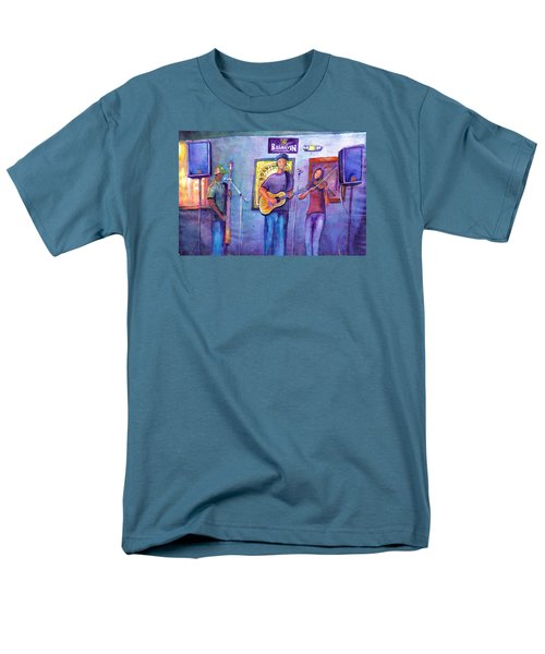 Damnation At The Cala Men's T-Shirt  (Regular Fit) by David Sockrider