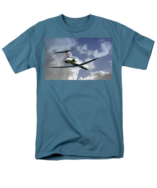 Delta Jet Men's T-Shirt  (Regular Fit) by Brian Wallace