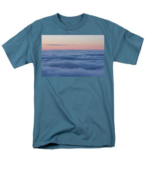 Descent Men's T-Shirt  (Regular Fit) by Bruce Patrick Smith
