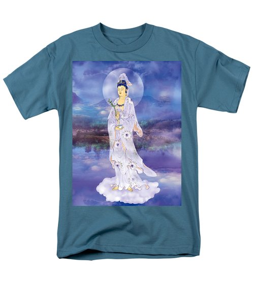 Men's T-Shirt  (Regular Fit) featuring the photograph Doro Guanyin by Lanjee Chee
