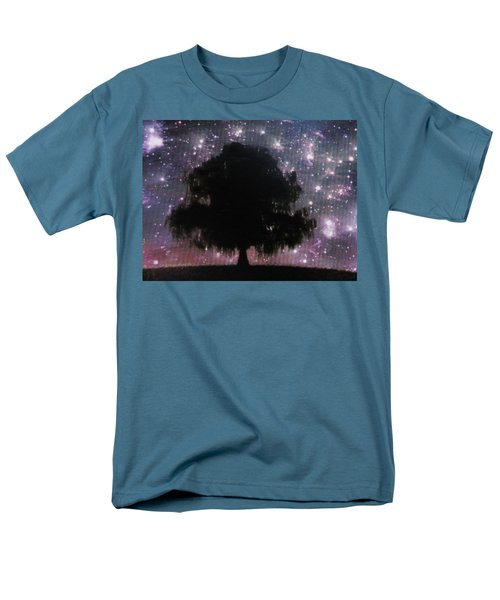 Dreaming Tree Men's T-Shirt  (Regular Fit) by Aaron Martens