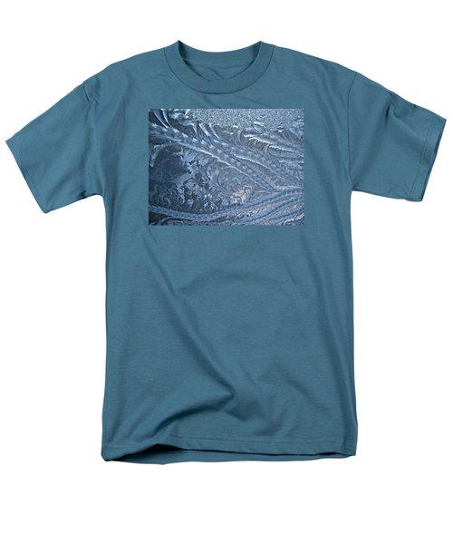 Men's T-Shirt  (Regular Fit) featuring the photograph Elegant Blues by Joy Nichols