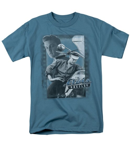 Elvis - Business Or Pleasure Men's T-Shirt  (Regular Fit)