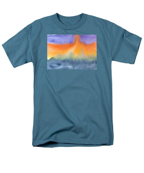 Energy Force Men's T-Shirt  (Regular Fit) by Susan  Dimitrakopoulos