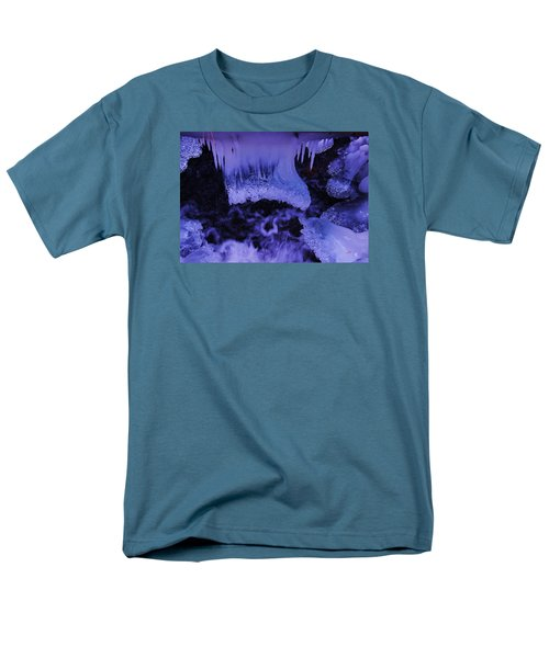 Men's T-Shirt  (Regular Fit) featuring the photograph Enter The Lair by Sean Sarsfield