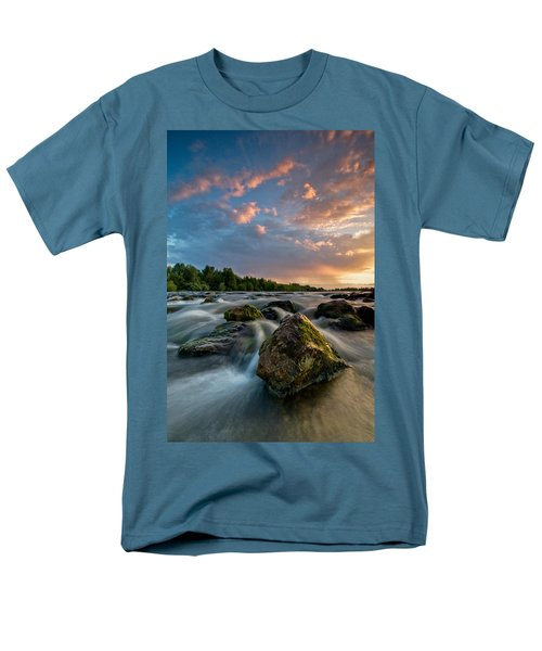 Eriador Men's T-Shirt  (Regular Fit) by Davorin Mance
