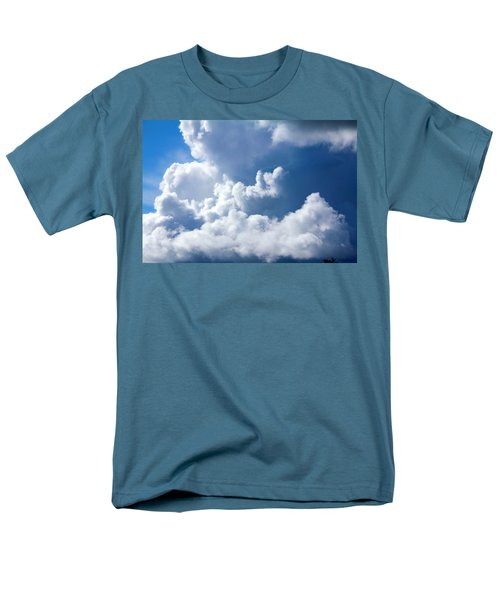 Men's T-Shirt  (Regular Fit) featuring the photograph Find Teddy by Jeanette C Landstrom