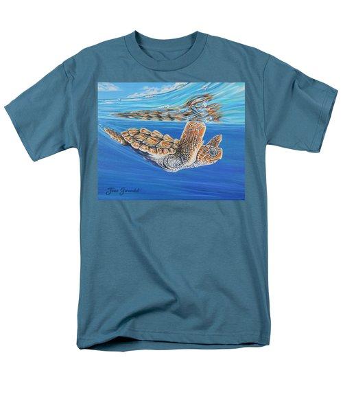 First Dive Men's T-Shirt  (Regular Fit)