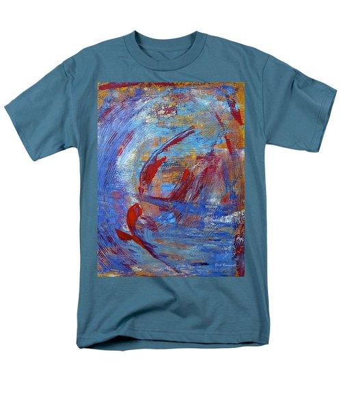 Flight Men's T-Shirt  (Regular Fit) by Dick Bourgault