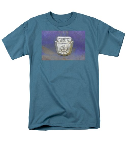 Ford Emblem Men's T-Shirt  (Regular Fit) by Laurie Perry