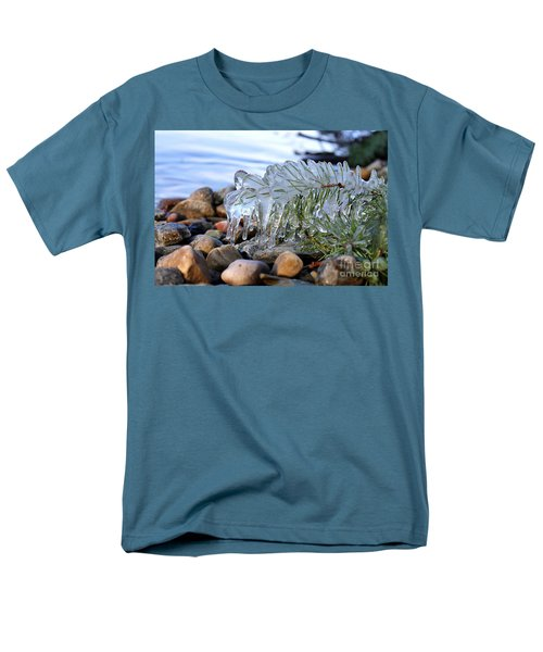 Frozen In Time Men's T-Shirt  (Regular Fit) by Leone Lund
