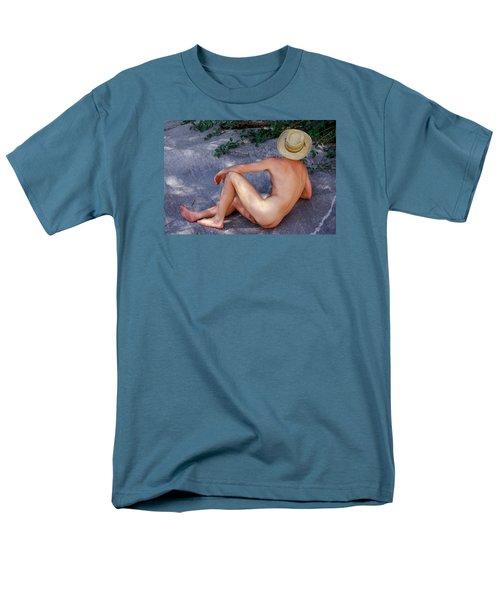 Greg M. 2 Men's T-Shirt  (Regular Fit) by Andy Shomock
