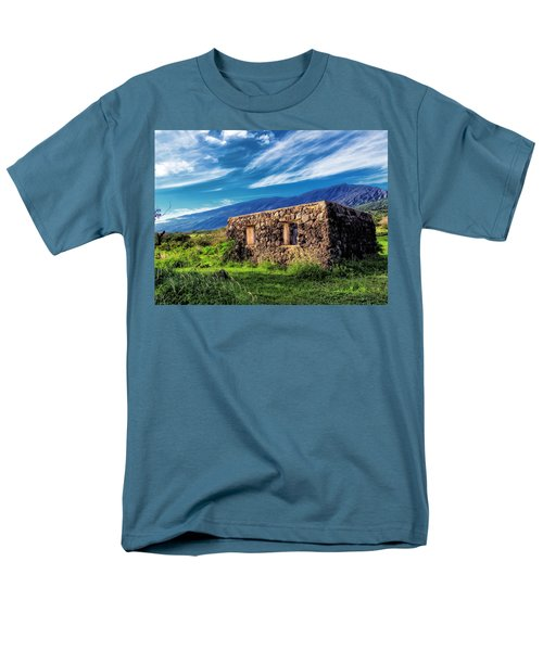 Hana Church 6 Men's T-Shirt  (Regular Fit) by Dawn Eshelman