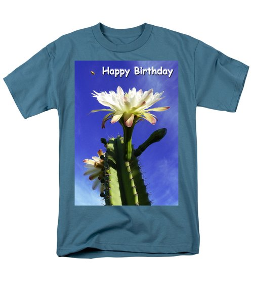 Men's T-Shirt  (Regular Fit) featuring the photograph Happy Birthday Card And Print 11 by Mariusz Kula