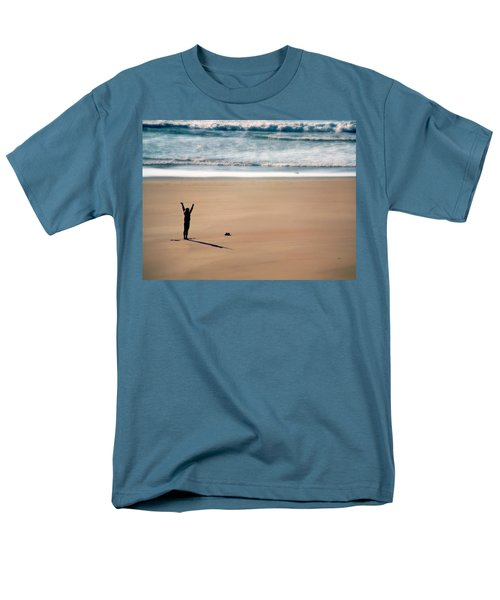 Harmony  Men's T-Shirt  (Regular Fit) by Micki Findlay
