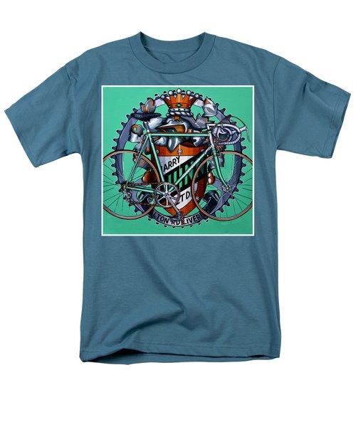 Harry Quinn Men's T-Shirt  (Regular Fit) by Mark Jones