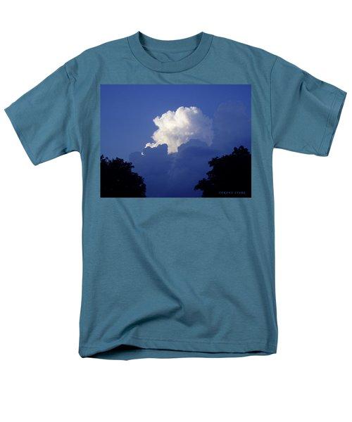 High Towering Clouds Men's T-Shirt  (Regular Fit) by Verana Stark