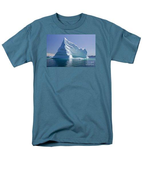 Iceberg Men's T-Shirt  (Regular Fit) by Liz Leyden