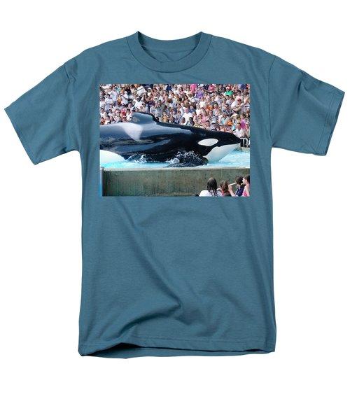 Impressive Men's T-Shirt  (Regular Fit) by David Nicholls