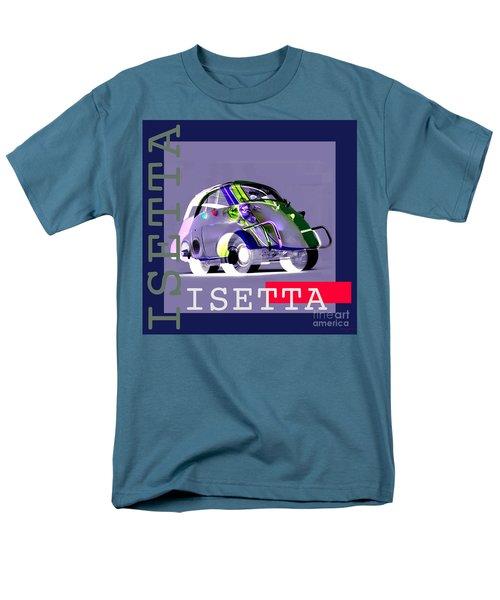 Isetta Men's T-Shirt  (Regular Fit) by Jean luc Comperat