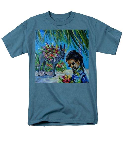 Jamaica.part One Men's T-Shirt  (Regular Fit)