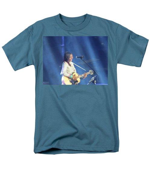 Jamie Grace Men's T-Shirt  (Regular Fit) by Aaron Martens
