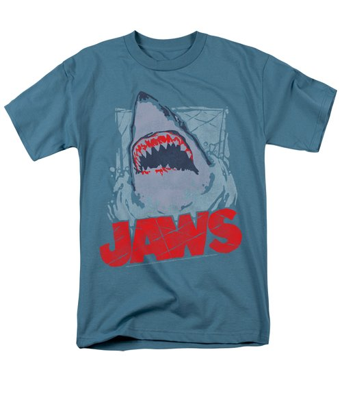 Jaws - From The Depths Men's T-Shirt  (Regular Fit) by Brand A