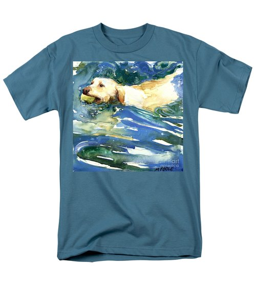Lake Effect Men's T-Shirt  (Regular Fit) by Molly Poole