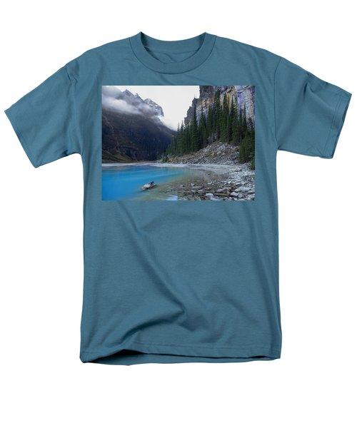 LAKE LOUISE NORTH SHORE - CANADA ROCKIES T-Shirt by Daniel Hagerman