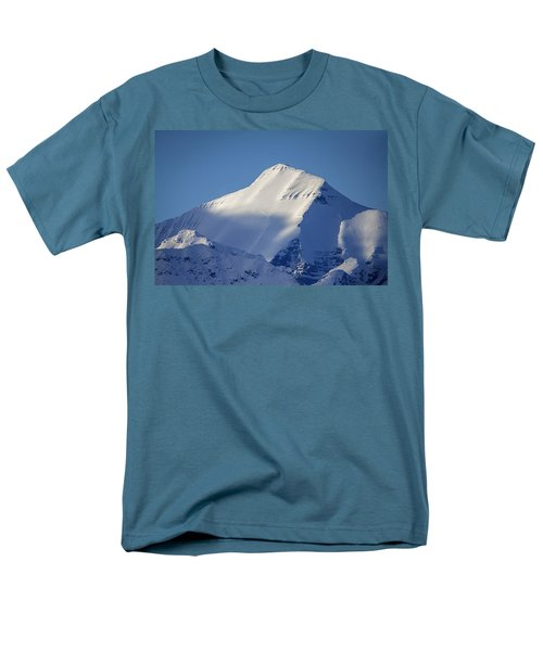 Men's T-Shirt  (Regular Fit) featuring the photograph Last Light Of The Day by Jack Bell