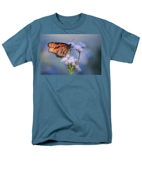 8x10 Metal - Queen Butterfly Men's T-Shirt  (Regular Fit) by Tam Ryan