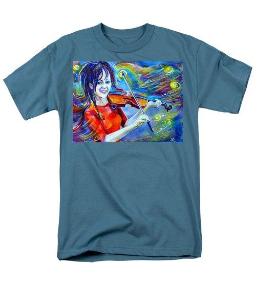 Lindsey Stirling Magic Men's T-Shirt  (Regular Fit)