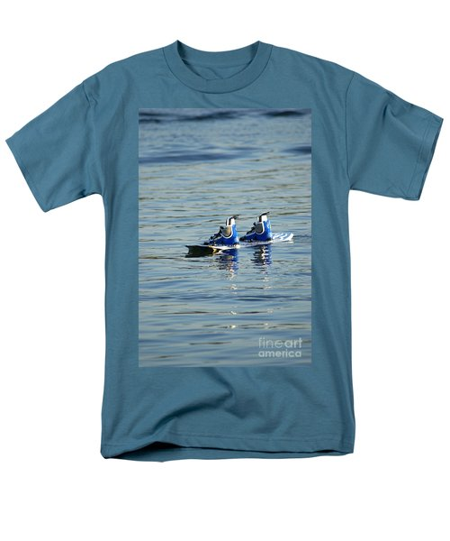 Lone Wakeboard Men's T-Shirt  (Regular Fit) by DejaVu Designs