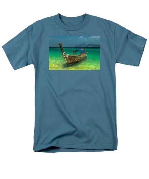Longboat Men's T-Shirt  (Regular Fit)