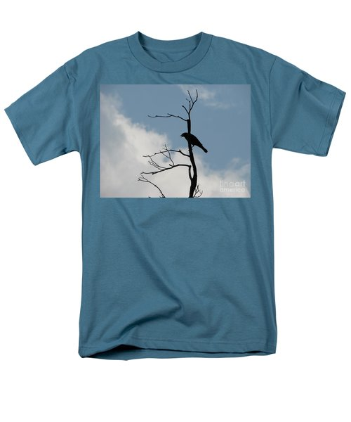 Men's T-Shirt  (Regular Fit) featuring the photograph Looking Down On Me  by Michael Krek