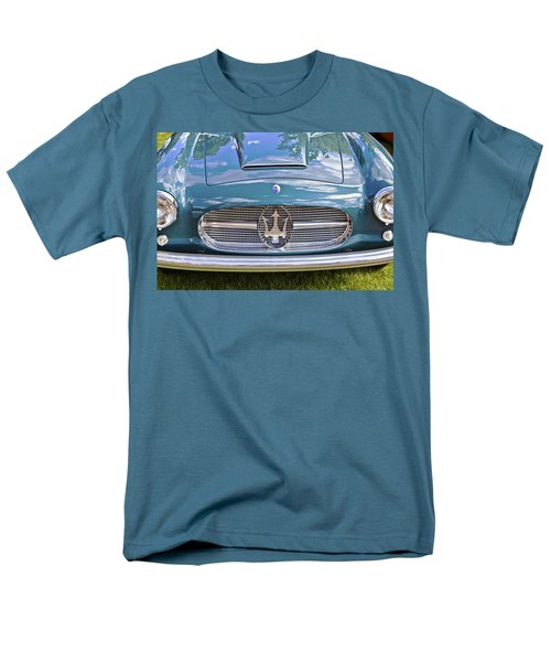 Maserati A6g 54 2000 Zagato Spyder 1955 Men's T-Shirt  (Regular Fit) by Maj Seda