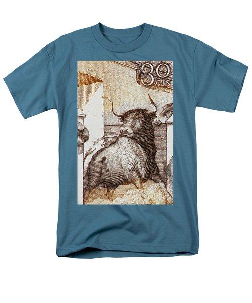 Matador 1 Men's T-Shirt  (Regular Fit) by Andy Prendy